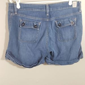 Levi's Shorts - Levi's Tab Twills Denim Shorts Size 12